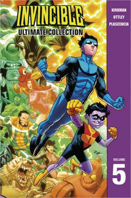 Cover image for Invincible : ultimate collection. Volume 5