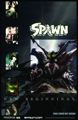 Cover image for Spawn. New beginnings