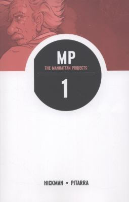 Cover image for The Manhattan projects. 1, Science bad