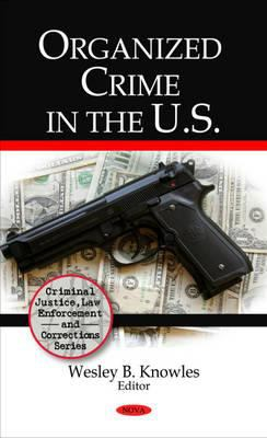 Cover image for Organized crime in the U.S.