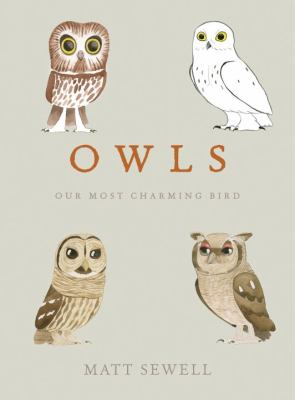 Cover image for Owls : our most charming bird