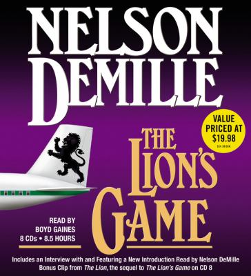 Cover image for The Lion's game