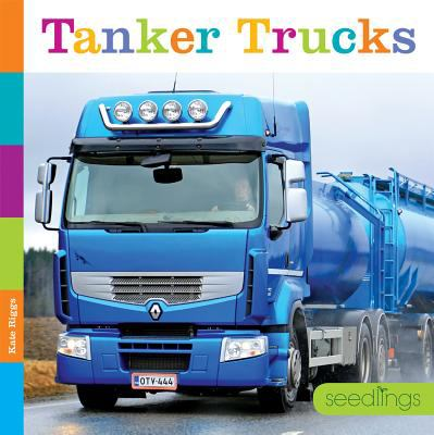 Cover image for Tanker trucks