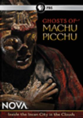 Cover image for Ghosts of Machu Picchu