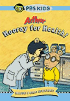 Cover image for Arthur. Hooray for health