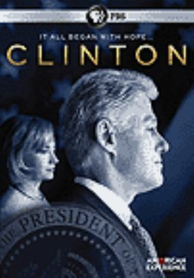 Cover image for Clinton