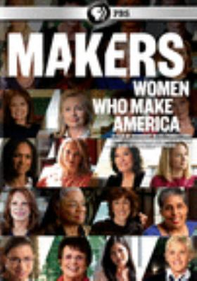 Cover image for Makers women who make America