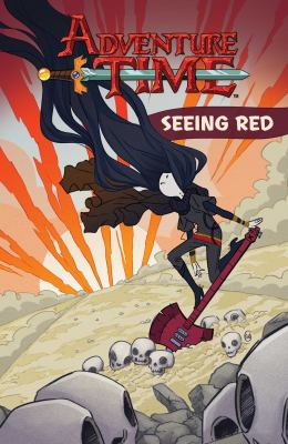 Cover image for Adventure Time Original Graphic Novel Vol. 3: Seeing Red
