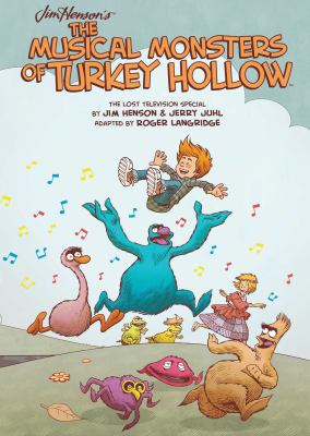 Cover image for Musical monsters of Turkey Hollow