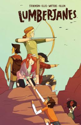 Cover image for Lumberjanes. 2, Friendship to the max