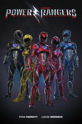 Cover image for Power Rangers. Afterschock