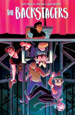 Cover image for The backstagers. Volume one, Rebels without applause