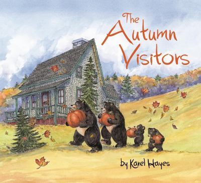 Cover image for The autumn visitors
