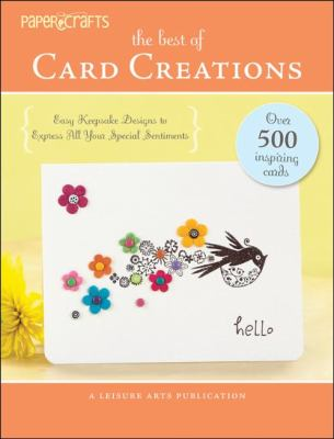 Cover image for The best of card creations