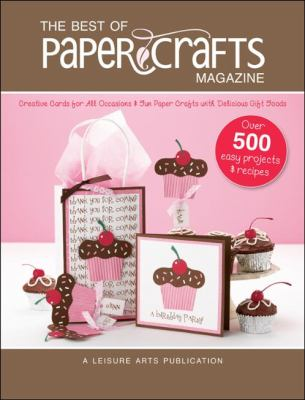 Cover image for The best of Paper Crafts Magazine.