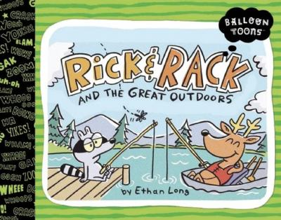 Cover image for Rick & Rack and the great outdoors