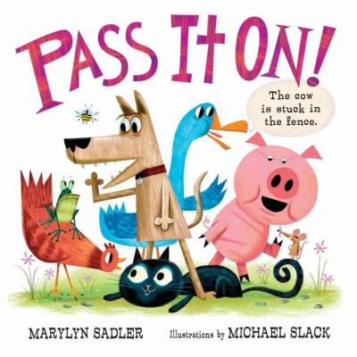 Cover image for Pass it on!