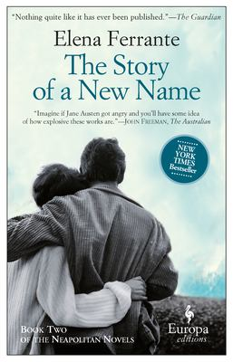Cover image for The story of a new name