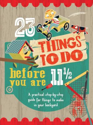 Cover image for 23 things to do before you are 11 1/2