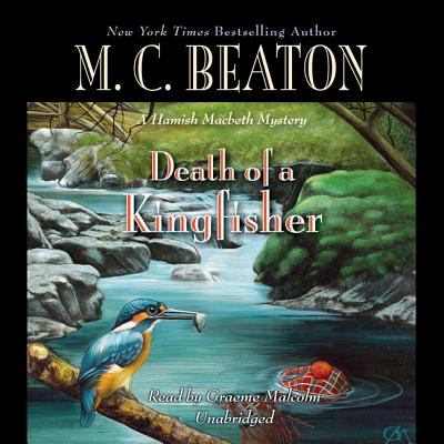 Cover image for Death of a kingfisher
