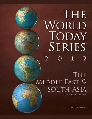 Cover image for The Middle East & South Asia, 2012