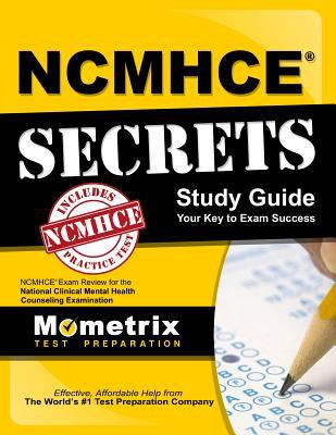 Cover image for NCMHCE secrets study guide : your key to exam success : NCMHCE exam review for the National Clinical Mental Health Counseling Examination