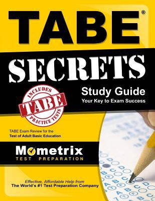 Cover image for TABE secrets study guide : your key to exam success