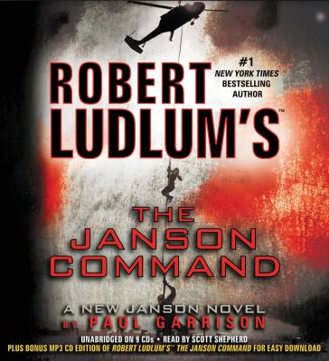 Cover image for Robert Ludlum's the Janson command