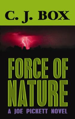 Cover image for Force of nature