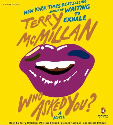 Cover image for Who asked you?
