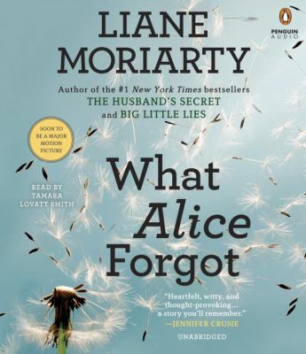 Cover image for What Alice forgot