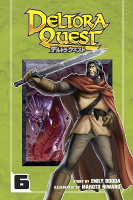 Cover image for Deltora quest. Volume 6, City of the rats