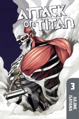 Cover image for Attack on Titan. 3