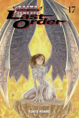 Cover image for Battle angel Alita. Last order. 17