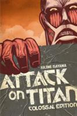 Cover image for Attack on Titan, colossal edition. 1