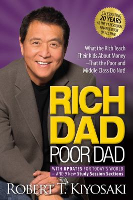 Cover image for Rich dad poor dad : with updates for today's world--and 9 new study session sections