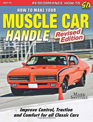 Cover image for How to make your muscle car handle