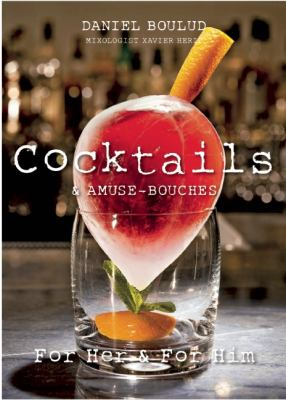 Cover image for Cocktails & amuse-bouches