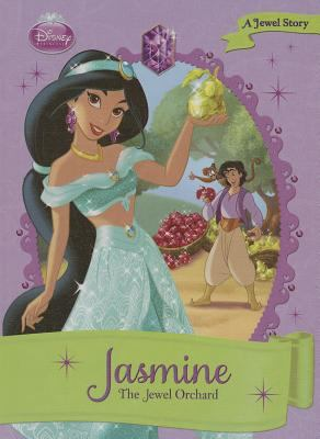 Cover image for Jasmine. The jewel orchard