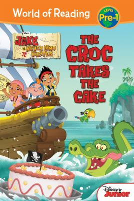 Cover image for The croc takes the cake