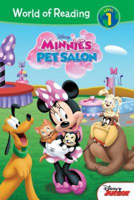 Cover image for Minnie's pet salon
