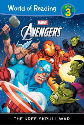 Cover image for The Kree-Skrull war