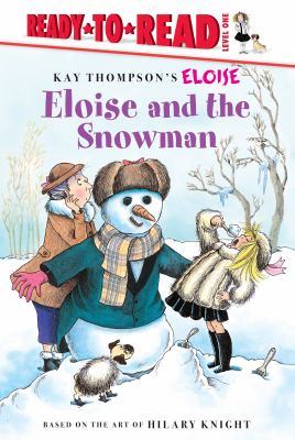 Cover image for Eloise and the snowman