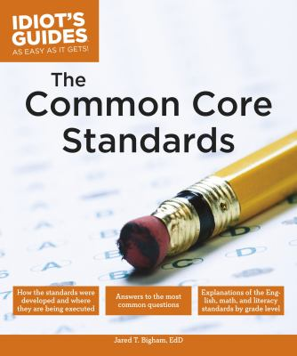 Cover image for The Common Core Standards