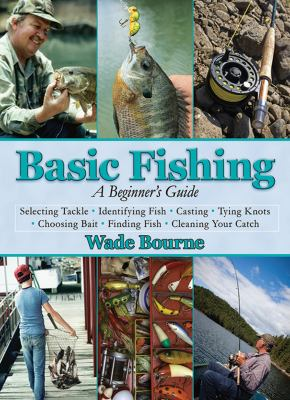Cover image for Basic fishing