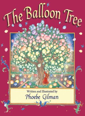 Cover image for The balloon tree