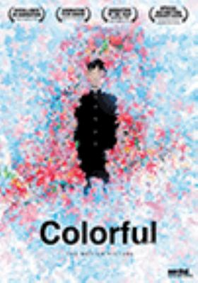 Cover image for Colorful the motion picture