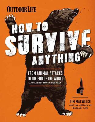 Cover image for How to survive anything