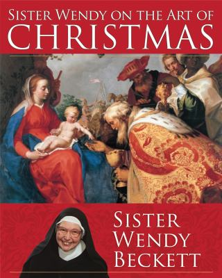 Cover image for Sister Wendy on the art of Christmas