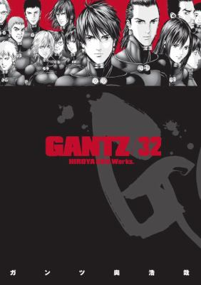 Cover image for Gantz. 32